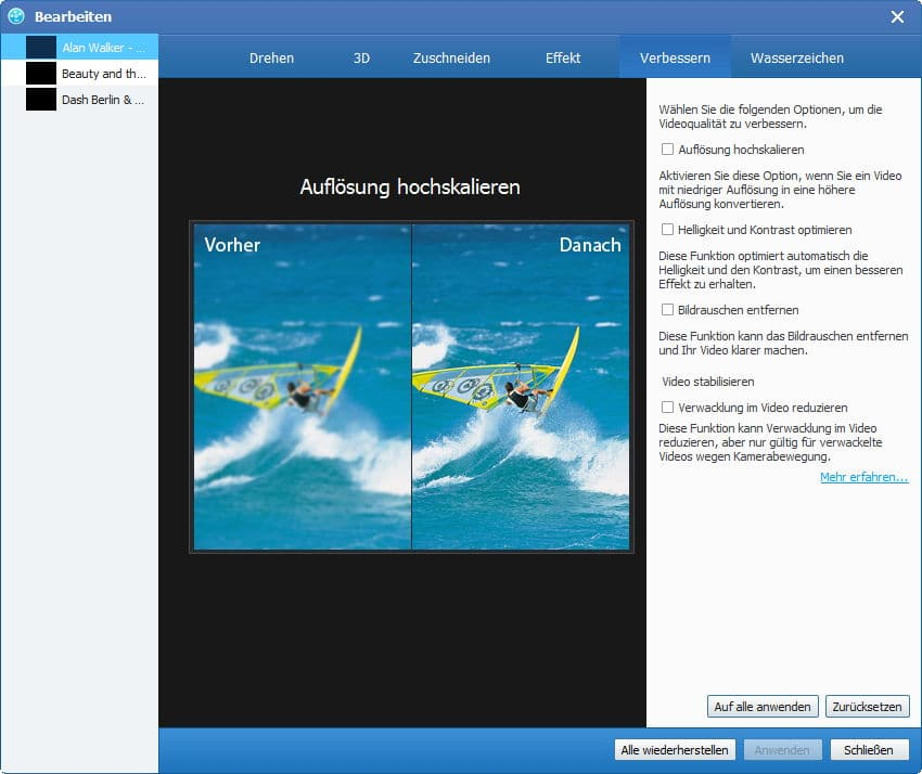 Tipard Total Media Converter - Screenshot 2