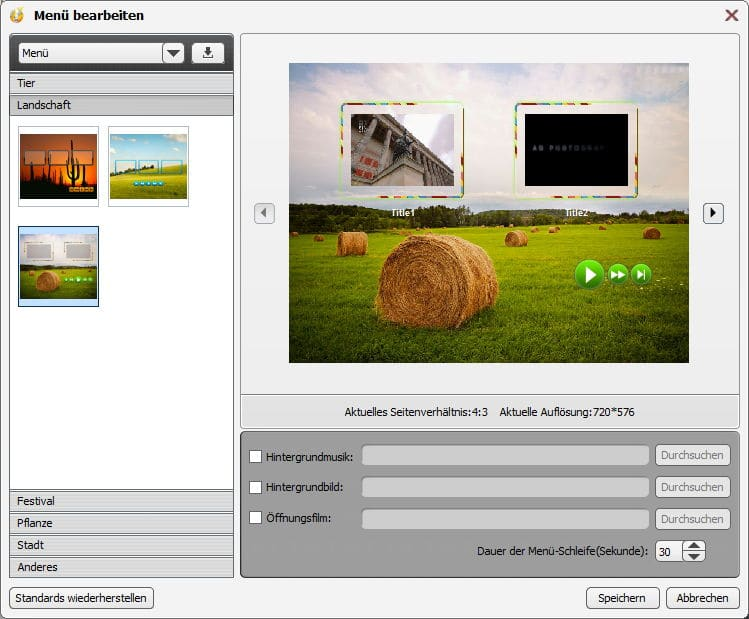 Screenshot Tipard DVD Creator 2