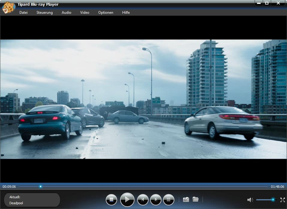 Tipard Blu-ray Player Screenshot 3