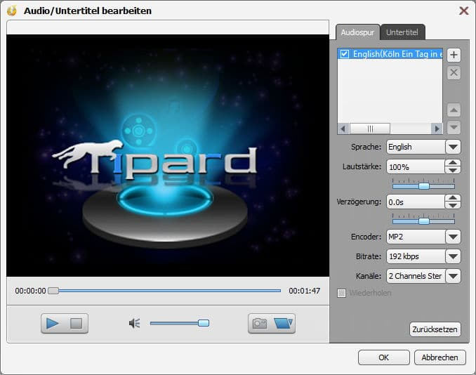 Screenshot Tipard DVD Creator 1