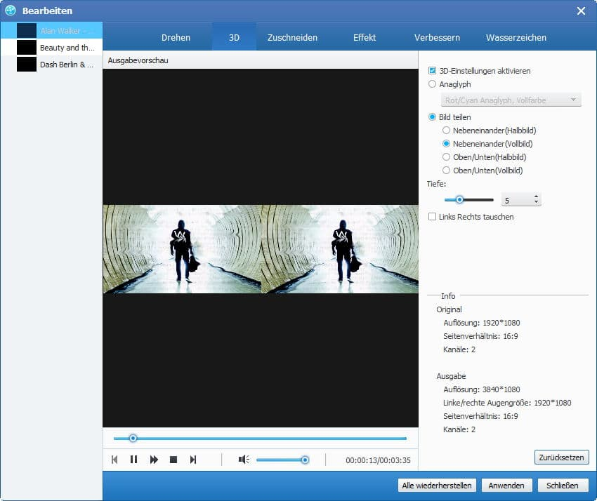 Tipard Total Media Converter - Screenshot 4