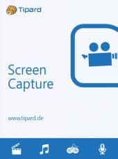 Tipard Screen Capture - Boxshot