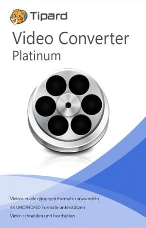 Tipard Video Converter Platinum - Boxshot
