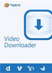 Tipard Video Downloader - Packshot