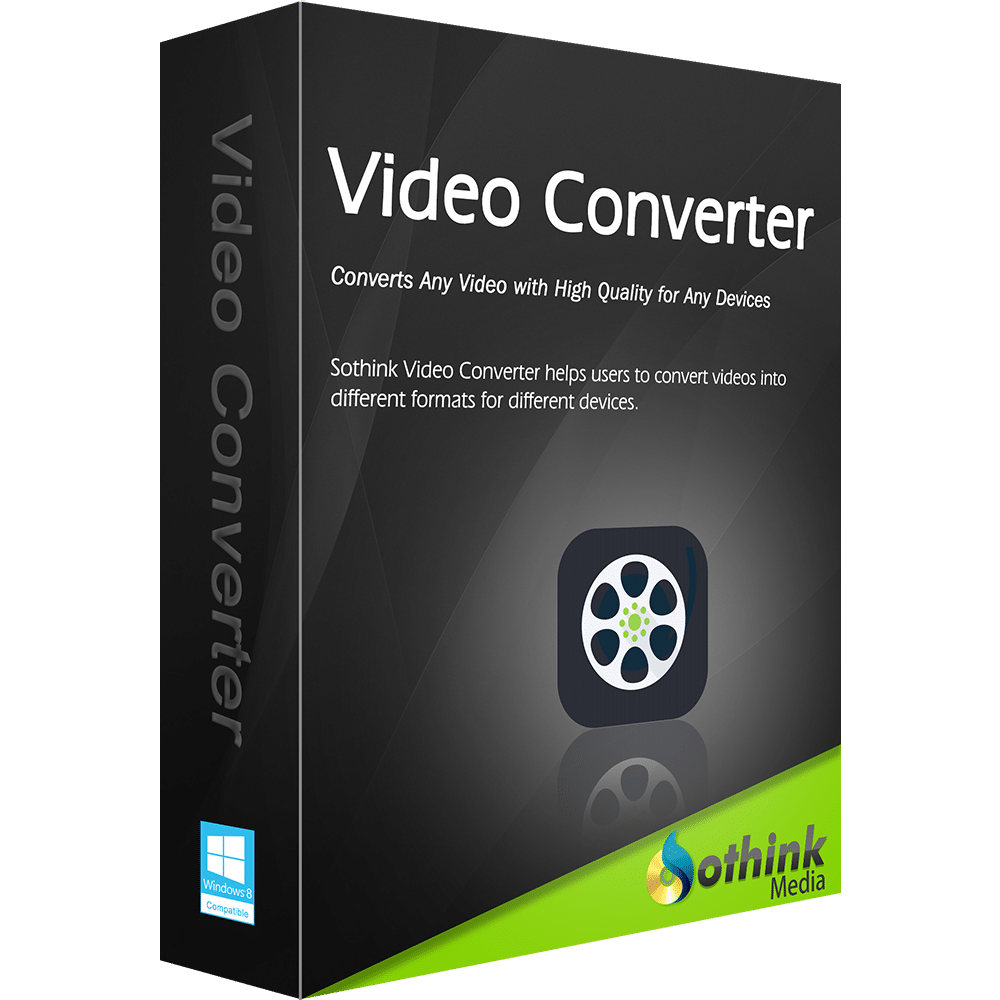 SothinkMedia Video Converter - Boxshot