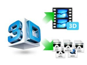3D in andere 3D-Formate umwandeln