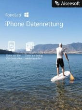 FoneLab iPhone Datenrettung - Boxshot