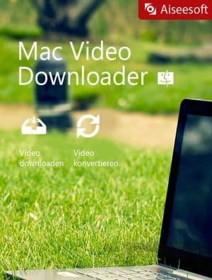 Aiseesoft Video Downloader Mac - Boxshot
