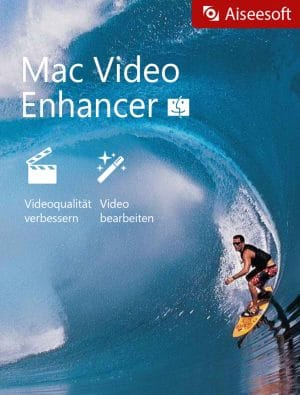 Aiseesoft Video Enhancer Mac - Boxshot