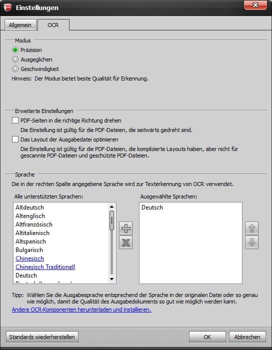Aiseesoft PDF Converter Ultimate - Screenshot 2