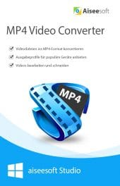 MP4 Video Converter Windows - Packshot