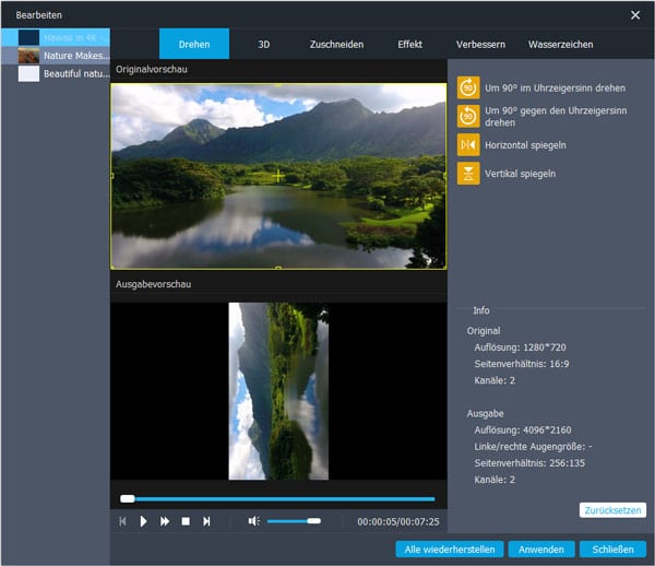 Aiseesoft Total Video Converter - Screenshot 2