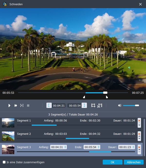 Aiseesoft AVCHD Video Converter - Screenshot 3