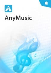 AmoyShare AnyMusic Mac - Boxshot