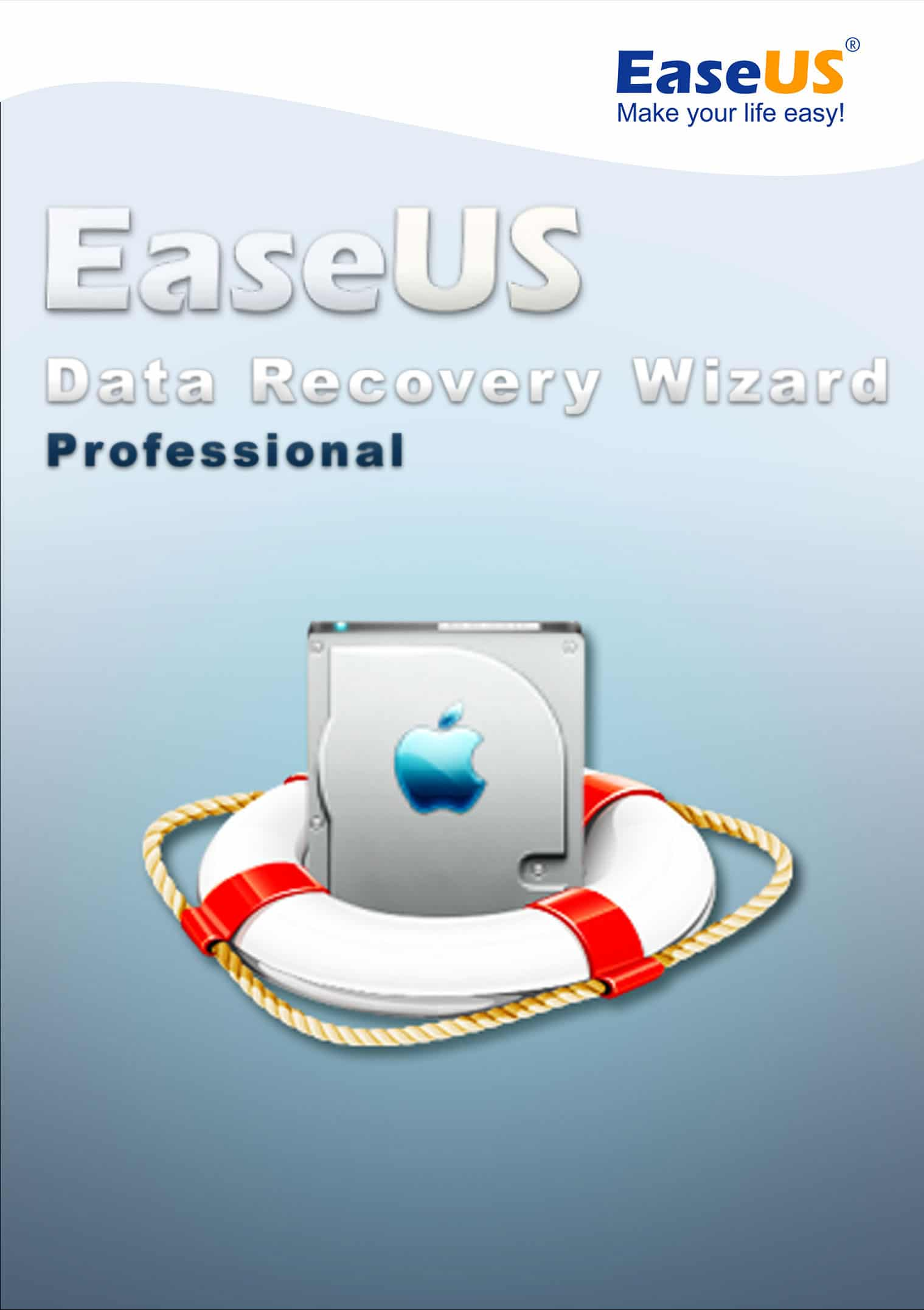 EaseUS Data Recovery Wizard Mac - Packshot