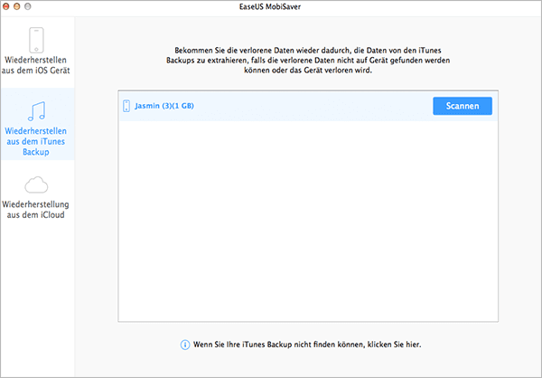 EaseUS MobiSaver 7.5 Mac - Screenshot 8
