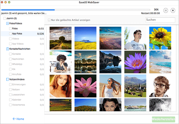 EaseUS MobiSaver 7.5 Mac - Screenshot 9