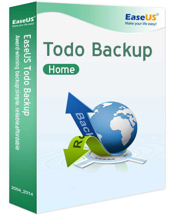 Todo Backup Home - Packshot