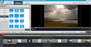 Wondershare DVD Slideshow Builder HD-Video Deluxe - Anpassen Effekt