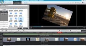 Wondershare DVD Slideshow Builder HD-Video Deluxe - Anpassen Bewegung