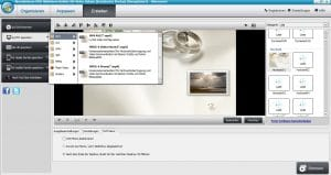 Wondershare DVD Slideshow Builder HD-Video Deluxe - Erstellen PC
