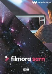 Wondershare filmora SCRN Windows - Boxshot