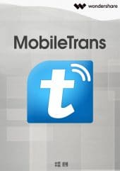Wondershare MobileTrans Windows - Boxshot
