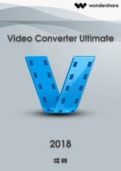 Wondershare Video Converter Ultimate Mac - Boxshot