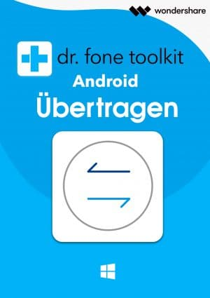 Wondershare Dr. Fone 9 Android Windows - Boxshot