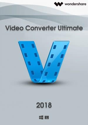 Wondershare Video Converter Ultimate - Boxshot