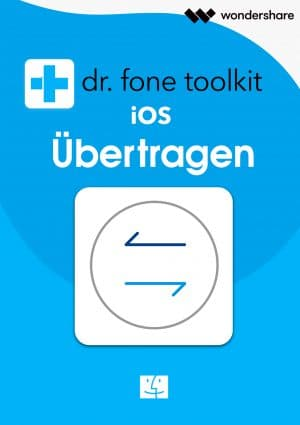 Wondershare Dr. Fone 9 iOS Mac - Boxshot