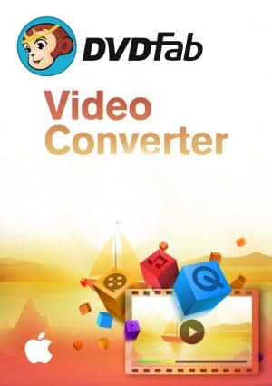 DVDFab Video Converter - Boxshot Mac