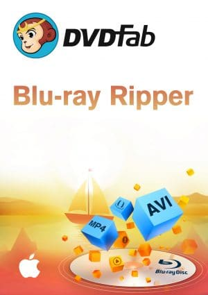 DVDFab Blu-ray Ripper Mac - Boxshot