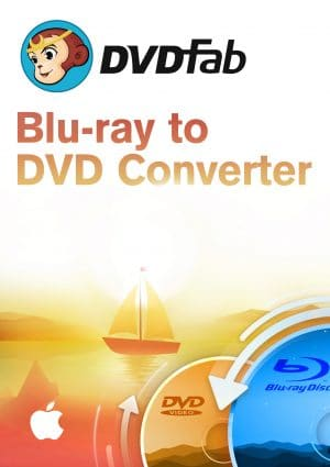 DVDFab Blu-ray to DVD Converter - Boxshot Mac