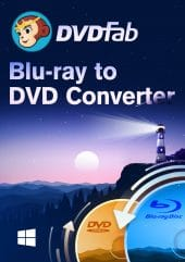 DVDFab Blu-ray to DVD Converter - Boxshot Windows