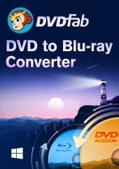 DVDFab DVD to Blu-ray Converter - Windows