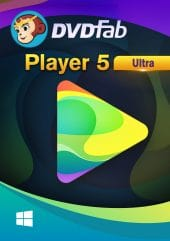 DVDFab Player 5 Ultra - Boxshot
