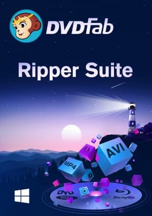 DVDFab Ripper Suite - Packshot