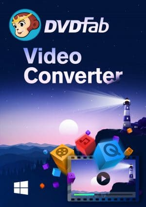 DVDFab Video Converter - Boxshot Windows