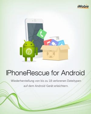 iMobie PhoneRescue Android - Packshot