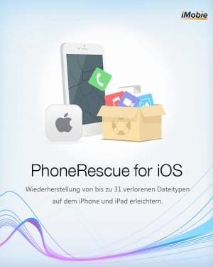 iMobie PhoneRescue iOS - Packshot