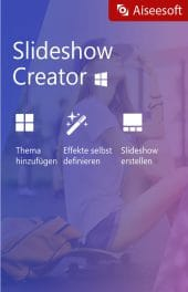 Aiseesoft Slideshow Creator WIN - Packshot