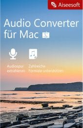 Aiseesoft Audio Converter Mac - Packshot