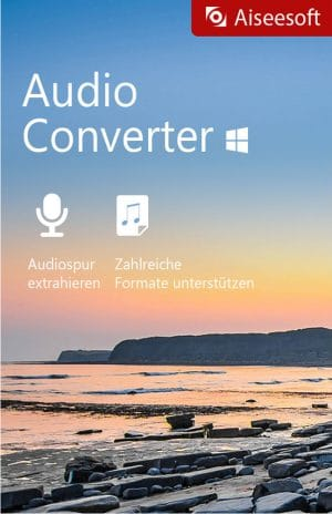 Aiseesoft Audio Converter Windows Packshot