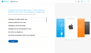 Dr. Fone - iTunes Reparatur - Screenshot 2