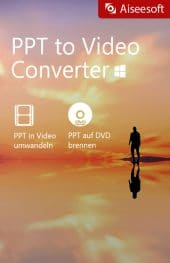 Aiseesoft PPT to Video Converter - Windows - Packshot