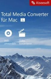 Aiseesoft Total Media Converter Mac - Packshot