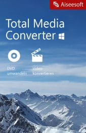 Aiseesoft Total Media Converter - Windows Packshot