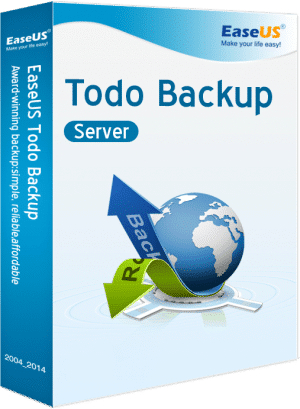 Todo Backup Server - Packshot