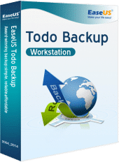 EaseUS Todo Backup Workstation - Packshot